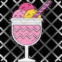 Ice Cream Cup Snow Cup Ice Cream Icon