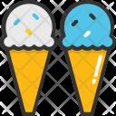 Frozen Food Dessert Icon