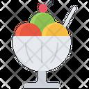 Ice-cream Balls Icon
