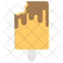 Ice Cream Bar Treat Icon