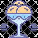Ice Cream Bowl Ice Cream Icon