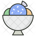 Ice Cream Dessert Frozen Dessert Icon