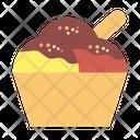 Ice Cream Bowl Ice Cream Bowl Icon
