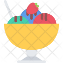 Ice Cream Cafe Icon