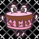 Ice Cream Cake Birthday Cake Cake Icon