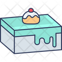 Ice Cream Cake Icon