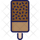 Ice Cream Sweet Chocolate Chip Icon