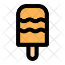 Icecream Summer Beach Icon