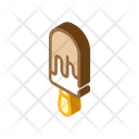 Ice Cream Isometric Icon