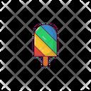 Ice Cream Poppy Icon