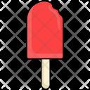 Cold Ice Cream Icon