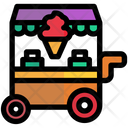 Ice Cart Cream Icon