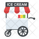 Ice-cream Cart Icon