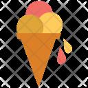 Cream Cone Poke Icon