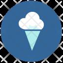 Ice Cream Cone Cream Icon