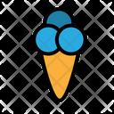 Ice Cream Cone Cone Ice Cream Icon