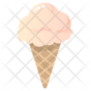 Ice Cream Dessert Frozen Icon
