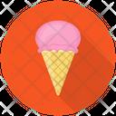 Ice Cone Ice Cream Sundae Icon
