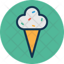Ice Cone Cup Cone Icon