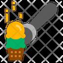 Dessert Food Cream Icon