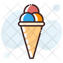 Ice Cream Ice Cone Cup Cone Icon