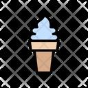 Cone Icecream Delicious Icon
