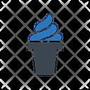 Ice Cream Sweet Icon