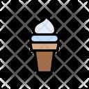Cone Icecream Food Icon