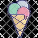 Cake Cone Cone Cup Cone Icon