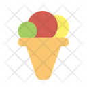 Cone Icecream Ice Cream Cone Ice Cream Icon