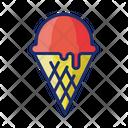 Ice Cream Ice Cream Cone Cone Ice Cream Icon