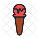 Cake Cream Dessert Icon
