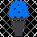 Restaurant Food Ice Cream Icon