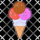 Ice Cream Cone Ice Cream Ice Cone Icon