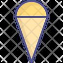 Ice Cream Cone Cake Cone Cone Cream Icon