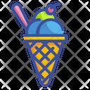 Icecream Dessert Ice Cream Sweet Summer Spring Ice Cream Cone Ice Cream Icon