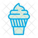 Ice Cream Cone Icon