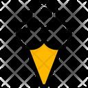 Scoops Cone Icon