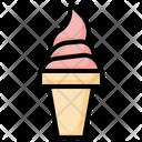 Ice Cream Cone Ice Cream Cone Icon