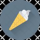 Frozen Dessert Sorbet Icon