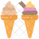 Ice Cream Cones Icon