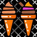 Ice Cream Cones Icon