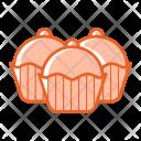 Ice Cream Cup Cone Icon