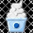 Cream Cup Frozen Icon