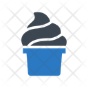 Icecream Cup Sweet Icon