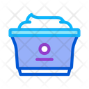 Plastic Cup Yogurt Icon