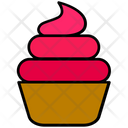 Halloween Cream Cup Icon