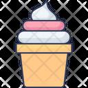 Ice Cream Cup Icon