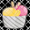 Ice Cream Food Icon