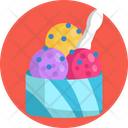 Ice Cream Cup Cup Food Icon